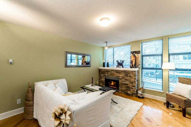 316 305 LONSDALE AVENUE - Lower Lonsdale Apartment/Condo for sale, 1 Bedroom (R2137216) #4