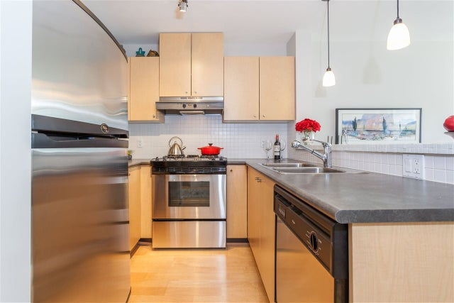 404 124 W 1ST STREET - Lower Lonsdale Apartment/Condo for sale, 1 Bedroom (R2154909) #3