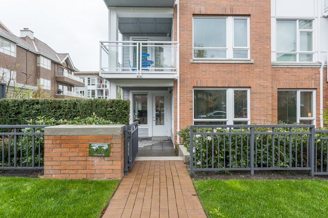 107 217 W 8TH STREET - Lower Lonsdale Apartment/Condo for sale, 2 Bedrooms (R2160920) #1